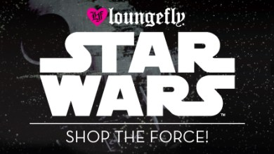 First offerings from Loungefly's new Star Wars: The Force Awakens collection are available!