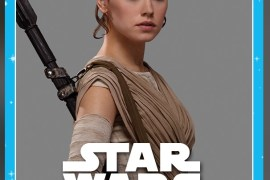 Rey Tops Card Trader - Star Wars: The Force Awakens: Topps Classic Packs now available!