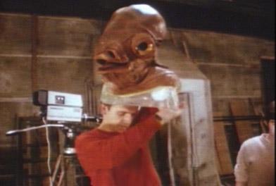 Tim Rose 1 - Tim Rose discusses playing Admiral Ackbar in Star Wars: The Force Awakens.