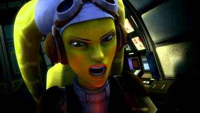 Star Wars Rebels' Rebel Beat Video! I'm dancin'! I'm dancin'!