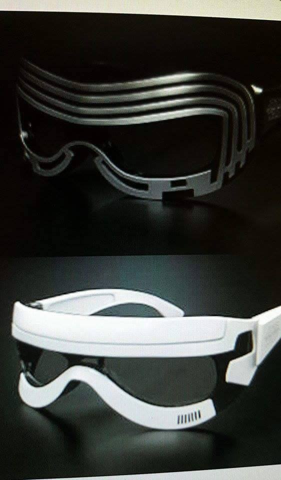 Another look at star wars the force awakens 3d glasses for 3d star net