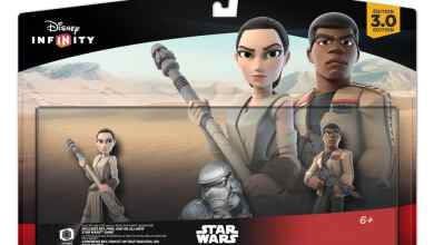 Photo of Updated with more images: Disney Infinity Star Wars: The Force Awakens Figures and Playset Available For Pre-Order
