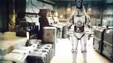 Photo of New images of PZ-4CO, BB-8 and a Mouse Droid from Star Wars: The Force Awakens!
