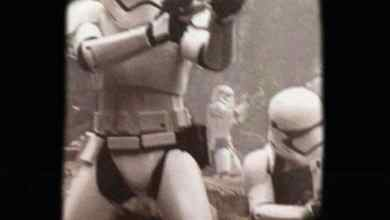 Photo of New leaked photo of Stormtroopers on Takodana from Star Wars: The Force Awakens!