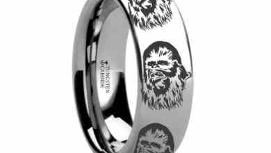 Review: Star Wars rings from Larson Jewelers!
