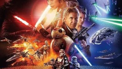 Photo of Star Wars: The Force Awakens Chinese Poster Revealed!