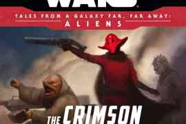 CrimsonCorsairTreasureDooku - Journey to The Force Awakens: Tales From a Galaxy Far, Far, Away book covers!