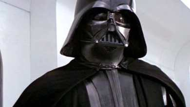 Original Darth Vader sculptor begins work on Star Wars: Rogue One!