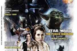 Famous Monsters - Star Wars: The Force Awakens on the cover of FAMOUS MONSTERS OF FILMLAND!