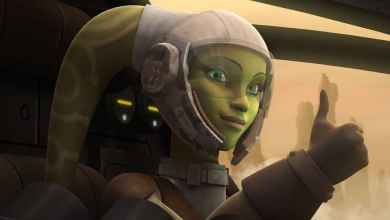 "Photo of Star Wars Rebels ""Wings Of The Master"" Clip Released!"