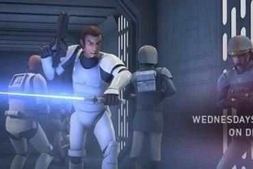 "REBELS SEASON 3 - Star Wars Rebels: Captain Rex and Kanan Go Undercover In ""Stealth Strike""!"