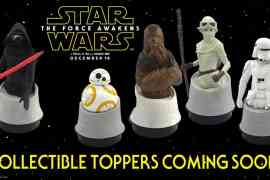 image8 - Star Wars: The Force Awakens Collectible Toppers From Regal!