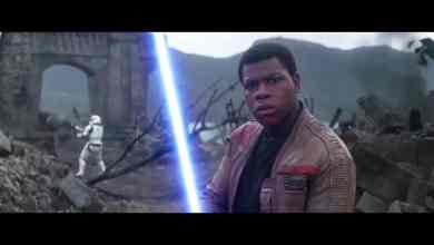 Photo of Brand New Star Wars: The Force Awakens TV Spot Featurning Finn!