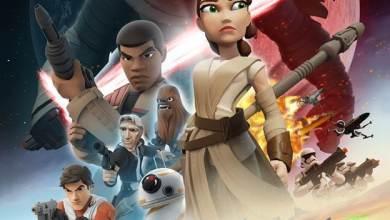 TFA - Disney Infinity 3.0 Star Wars: The Force Awakens Poster Revealed!