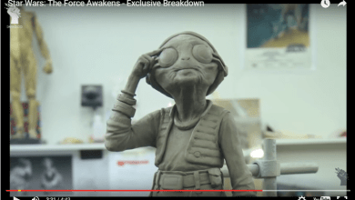 Photo of Making Of Star Wars: The Force Awakens CGI Video Released!