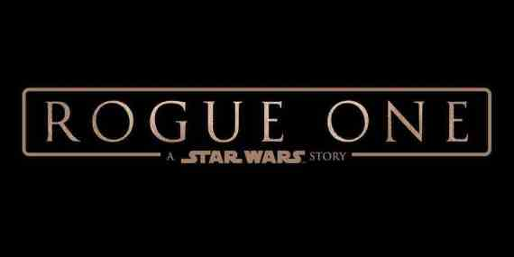 Rogue One A Star Wars Story logo - Rogue One - Jonathan's Review