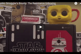 """Untitled - Funko's Smuggler's Bounty: """"The Resistance"""" Unboxing!"""
