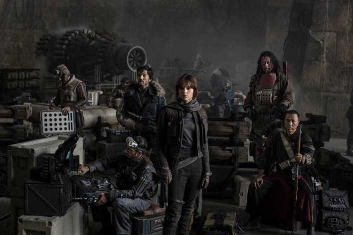 First Order Transmissions #185: Rogue One Hype Starting