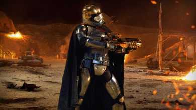Photo of Gwendoline Christe Confirms Captain Phasma's Return In Star Wars: Episode VIII