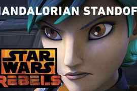 new star wars rebels season 2 cl - New Star Wars Rebels Season 2 Clip: Mandalorian Standoff!