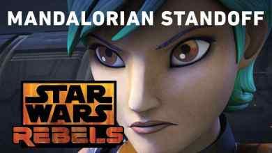 Photo of New Star Wars Rebels Season 2 Clip: Mandalorian Standoff!