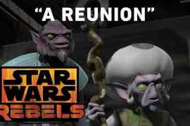 "star wars rebels legends of the - Star Wars Rebels ""Legends Of The Lasat"" Preview: A Reunion"