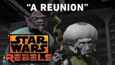 "Photo of Star Wars Rebels ""Legends Of The Lasat"" Preview: A Reunion"