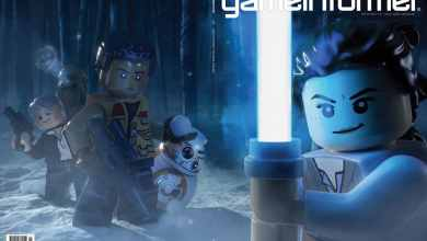 Photo of Game Informer Covers Feature Lego Star Wars: The Force Awakens!