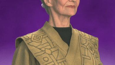 Photo of Alethea McGrath, Jocasta Nu In Star Wars: Attack Of The Clones, Has Passed Away