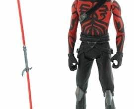 Photo of New Look At Star Wars Rebels Darth Maul From New York Toy Fair!