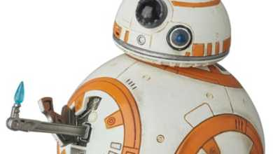 Photo of MAFEX Announces 6″ Star Wars: The Force Awakens action figures!