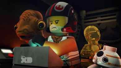Photo of Lego Star Wars: Rise Of The Resistance Clip Tells The Story Before The Force Awakens!