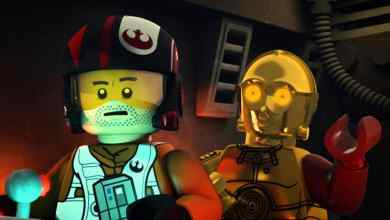 "Photo of First Episode of ""Lego Star Wars: The Resistance Rises"" Now Available Online!"