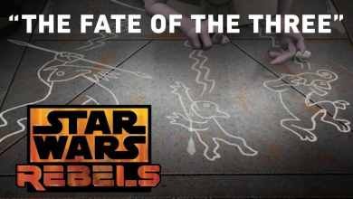 "Photo of New Star Wars Rebels Clip: ""The Fate Of The Three"""
