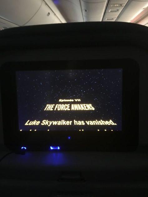Star Wars: The Force Awakens Delta Plane 2