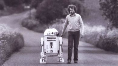 Photo of Tony Dyson, R2-D2 Original Builder, Has Passed Away