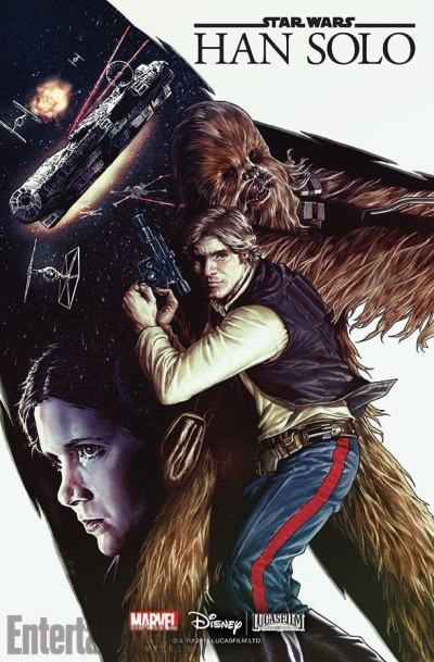 Marvel Comics Announces New Star Wars: Han Solo Miniseries!