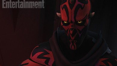 Photo of Video: Star Wars Rebels Darth Maul clip!