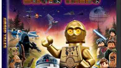 Photo of Lego Star Wars: Droid Tales now on DVD!