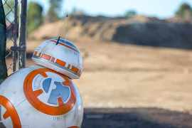 BB8 1280 2 - Construction on Star Wars land should be starting soon!