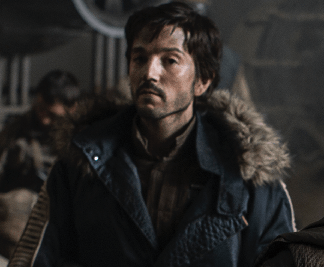 Diego Luna Rogue One - Around the Galaxy: Star Wars News - 9.27.17