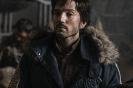 Diego Luna Rogue One - Diego Luna's character name in Rogue One: A Star Wars Story?