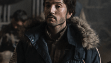 Diego Luna's character name in Rogue One: A Star Wars Story?