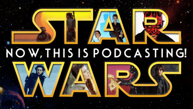 """Photo of Episode 126 MakingStarWars.net's """"Now, This Is Podcasting!"""""""
