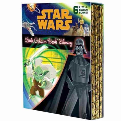 Star-Wars-Little-Golden-Book-Library
