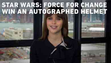 "Photo of Felicity Jones announces new ""Force For Change"" campaign!"