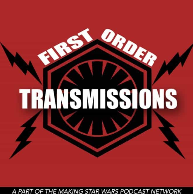 """First Order Transmissions"" #203: The Costumes Of Episode VIII"
