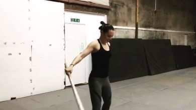 Photo of Video: Daisy Ridley Training For Star Wars: Episode VIII