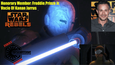 "Photo of ""First Order Transmissions"" #197: Freddie Prinze Jr. Interview"