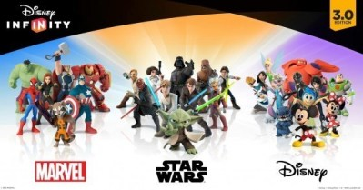 Disney Officially Discontinues Disney Infinity, Including Star Wars Play Sets
